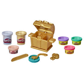 Play-Doh Gold Collection Treasure Splash Playset  - R Exclusive