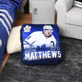 NHL PA Ultimate Fan Jumbo Pillow - Auston Matthews