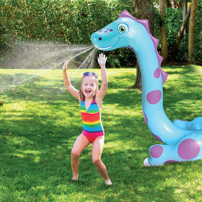 Splash Buddies Sprinkler Dinosaure - Édition anglaise