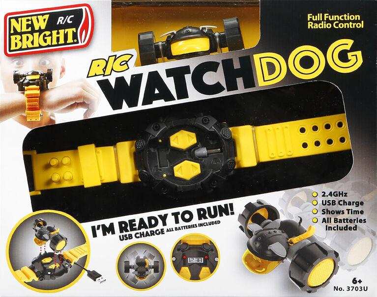 New Bright RC Watchdog  Radio Control USB WatchDog - Yellow