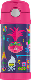 Thermos - FUNtainer Bottle -Trolls World Tour - 12oz