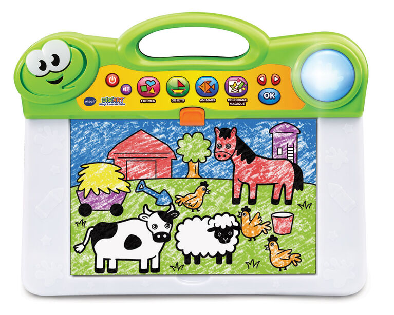 VTech DigiArt Color by Lights - French Edition