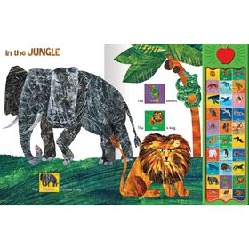 Apple Module Eric Carle Around the Farm Book- English Edition