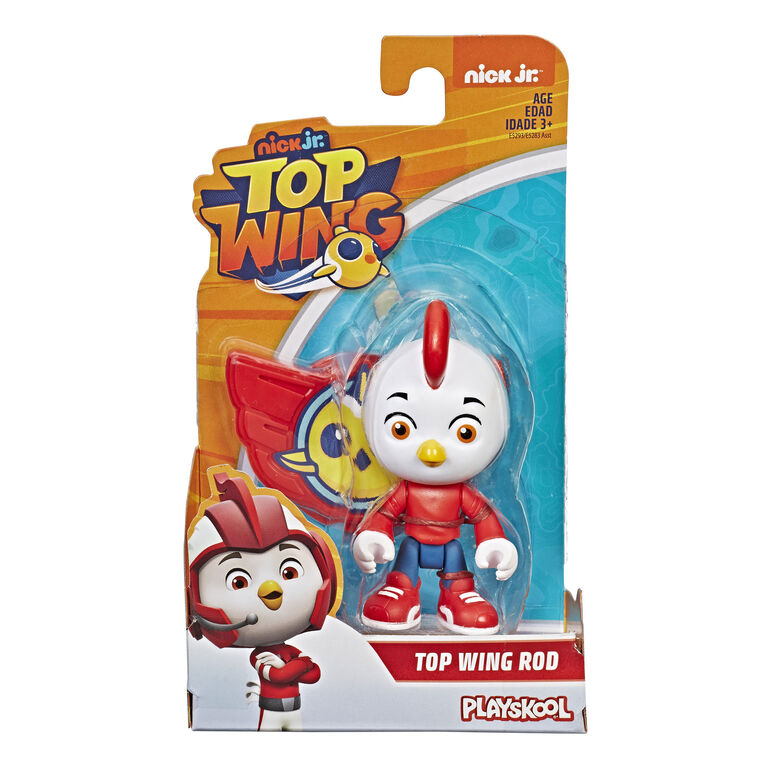 Top Wing Rod Single Figure