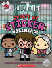Scholastic - Harry Potter Create by Sticker: Hogsmeade - English Edition