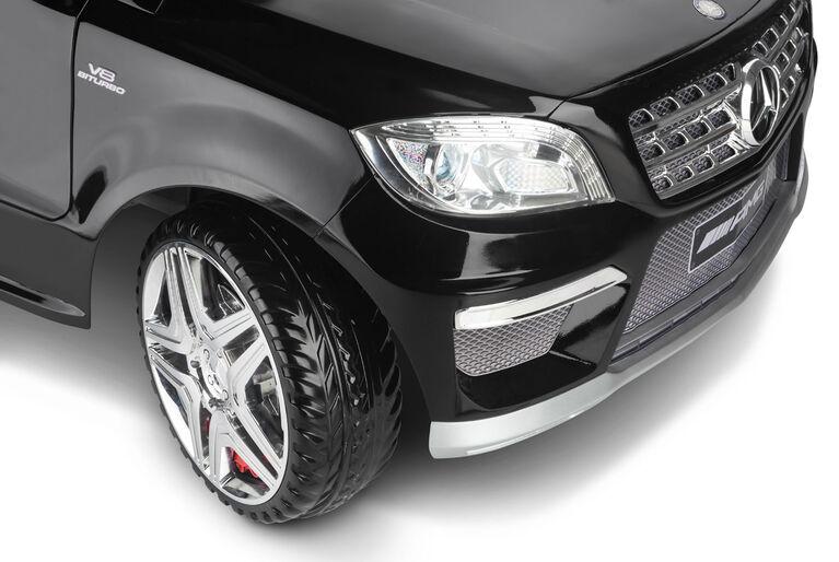 Kid Trax Mercedes GL 63 12V Powered Ride On - Black