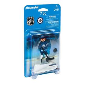 Playmobil - NHL Winnipeg Jets Player