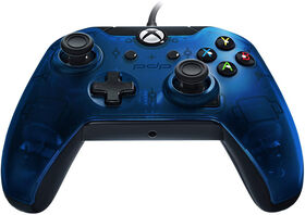 Xbox One Controller Wired Blue