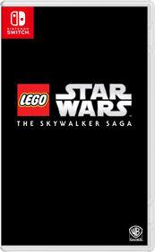 Nintendo Switch Lego Star Wars The Skywalker Saga