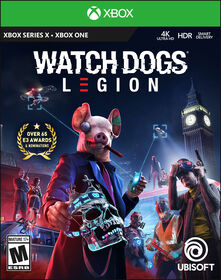 Watch Dogs Legion Bilingual Xbox Series X / Xbox One
