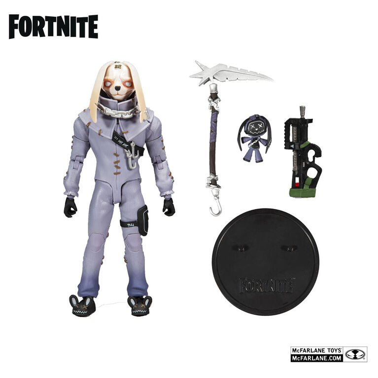 Fortnite Nitehare 7″ Action Figure