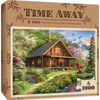 Masterpiece: Time Away Mountain Retreat - 1000 Piece casse-tête - Édition anglaise