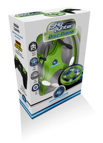 Mindscope Skylighter Disc Drone Green