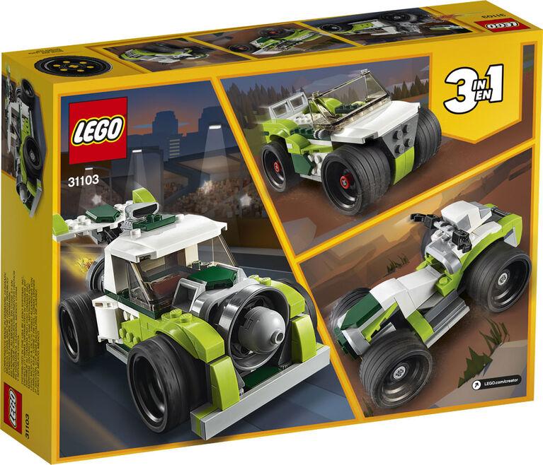 LEGO Creator Le camion-fusée 31103