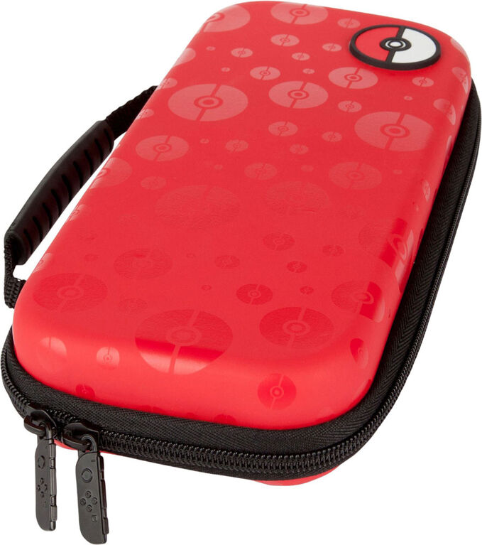 Nintendo Switch Protection Case - Poke Ball Pattern (Red)
