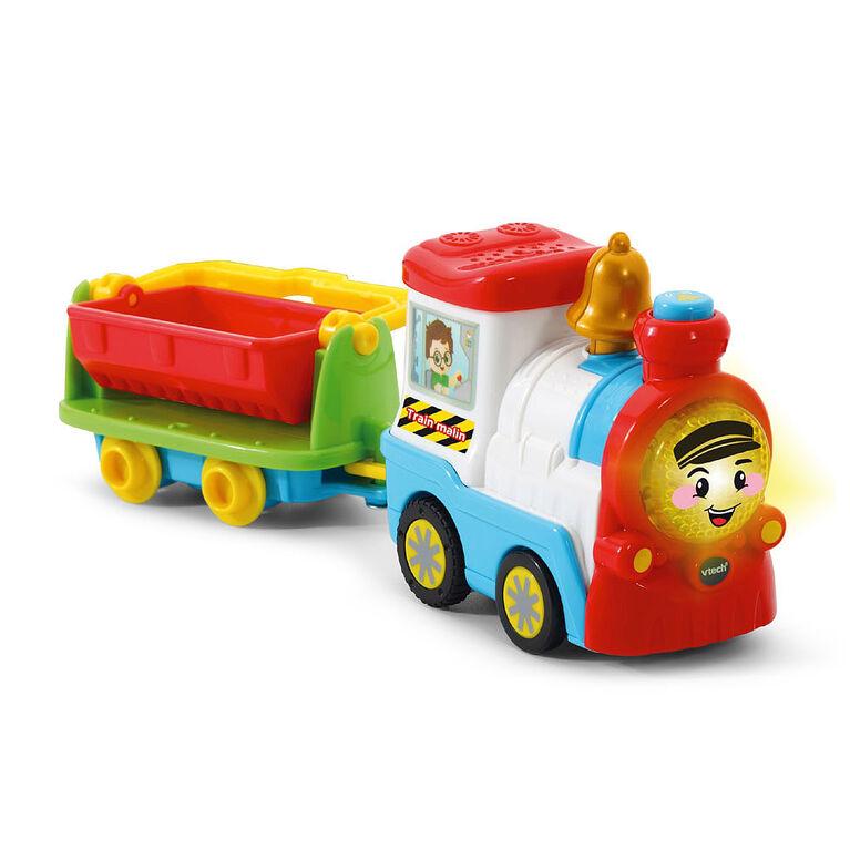 VTech Go! Go! Smart Wheels Roadmaster Train Set - French Edition