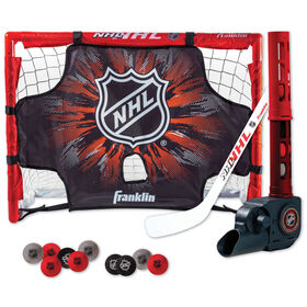 Franklin Sports NHL Mini Hockey Goal Set