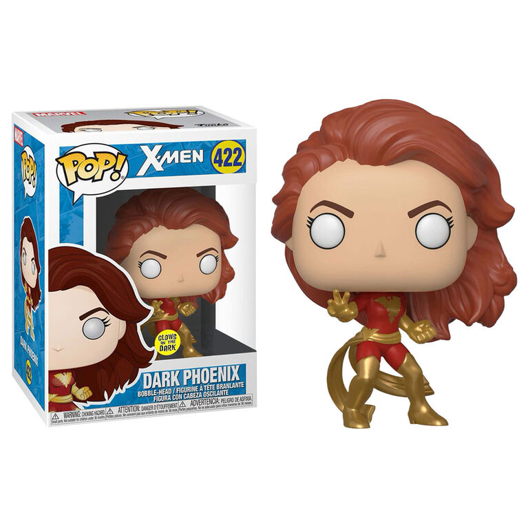Funko POP! Marvel - Dark Phoenix - R Exclusive