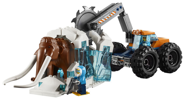 LEGO City Arctic Expedition Arctic Mobile Exploration Base 60195