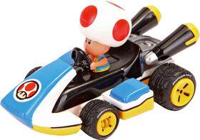 Carrera - Nintendo Mario Kart 8 Pull & Speed - Toad