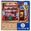 Artist Guido Borelli - 500-Piece Adult Jigsaw Puzzle - Lezione Di Acquario