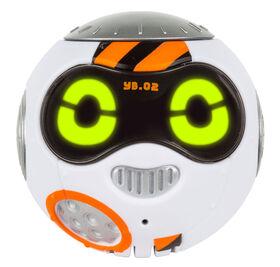 Real Rad Robots R/C Robot- Édition anglaise
