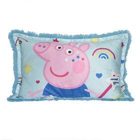 Peppa Pig Jumbo Funky Fur Pillow