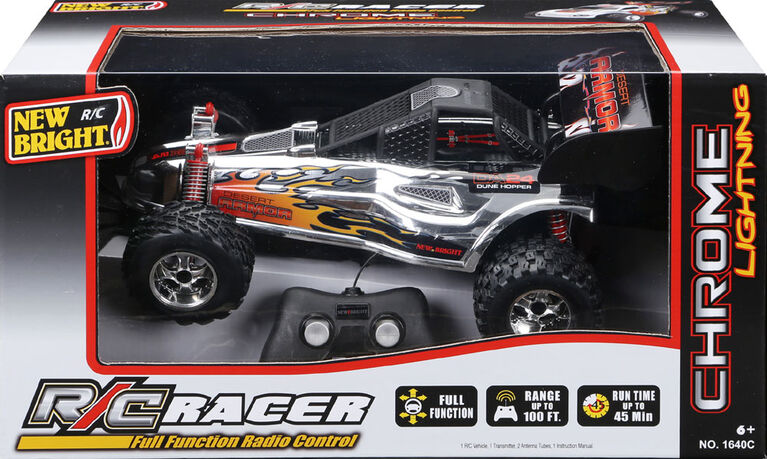 New Bright RC 1:24 Scale Buggy Radio Con - Desert ARMOR-27.145 MHZ - DA24 Dune Hopper