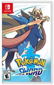 Pokémon Sword (Nintendo Switch)  061867