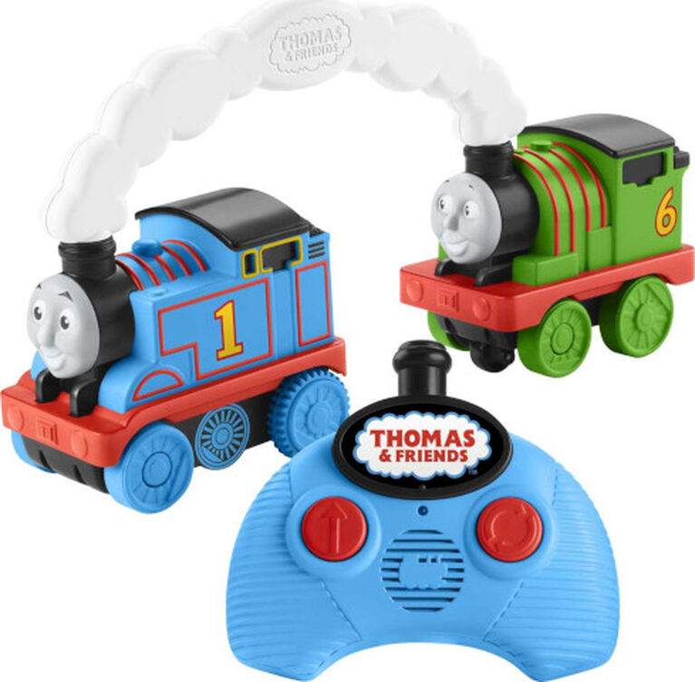 Thomas and Friends Race and Chase Remote Control