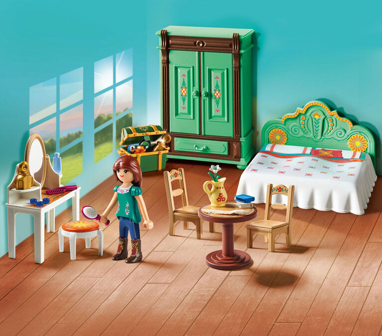 Playmobil - Spirit Lucky's Bedroom (9476)