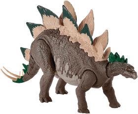 Jurassic World - Double Attaque Extrême - Stégosaure.
