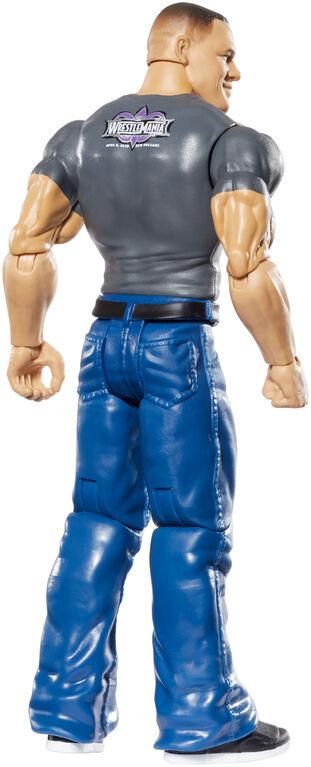 WWE - WrestleMania - Figurine articulée - John Cena.