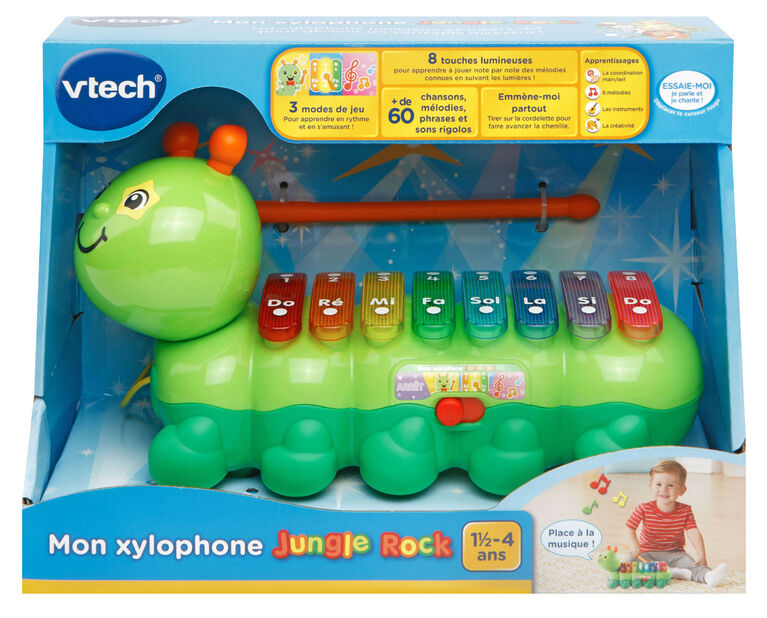 Zoo Jamz Xylophone™ - French Edition