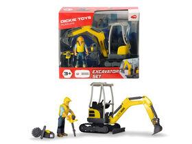 Playlife - Excavator Set