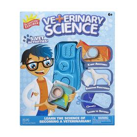 Coffret Veterinary Science de Scientific Explorer