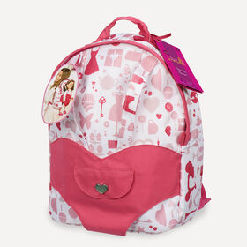 Our Generation, Hop On Carrier, 18-inch Doll Carrier Backpack