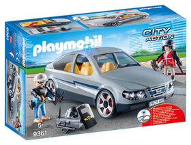 Playmobil - Tactical Unit Undercover Car