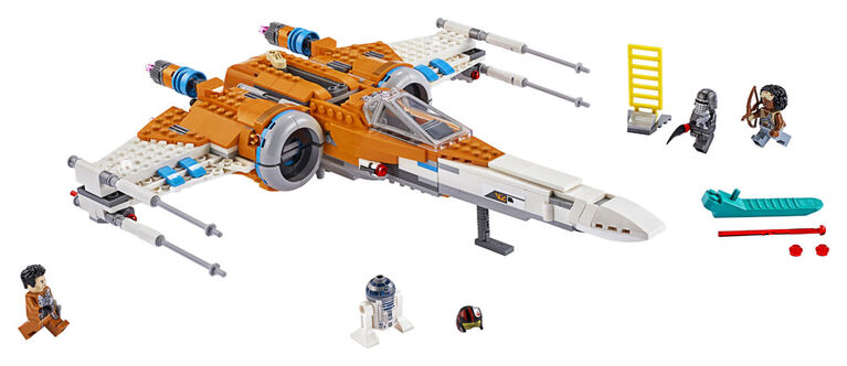 LEGO Star Wars TM Poe Dameron's X-wing Fighter 75273
