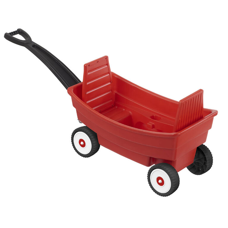 Ride And Stow Wagon