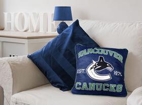 Coussin d'équipe de la LNH - Vancouver Canucks