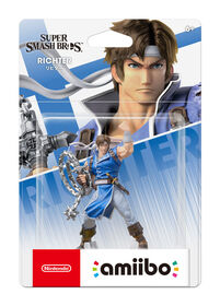Amiibo-Richter-Super Smash Bros. Series