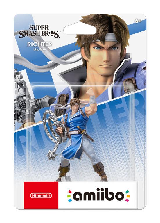 Amiibo-Richter-Super Smash Bros. Series