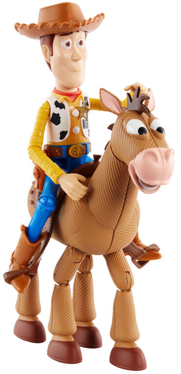Disney/Pixar Toy Story Woody and Bullseye Adventure Pack