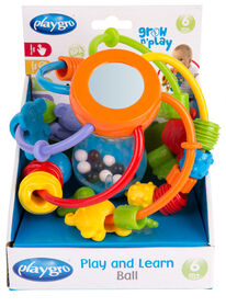 Playgro - Play and Learn Ball