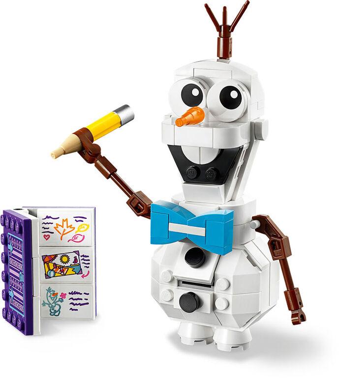 LEGO Disney Princess Olaf 41169