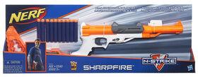 NERF N-Strike Elite Sharpfire Blaster