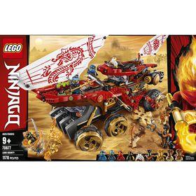 LEGO Ninjago Le QG des ninjas 70677
