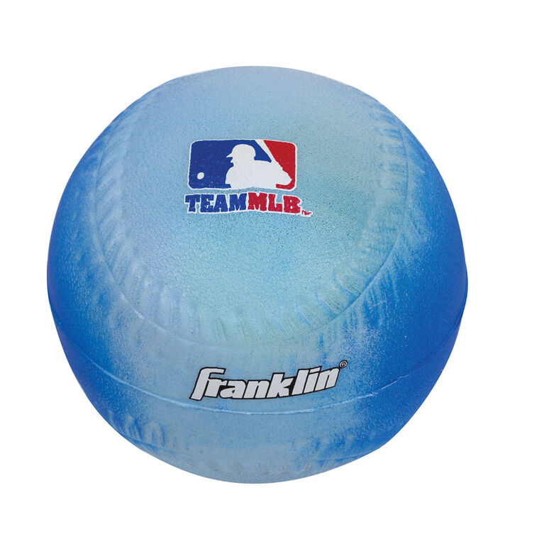 MLB Foam Baseballs 3-Pack