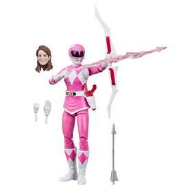 Power Rangers Mighty Morphin Pink Ranger Action Figure